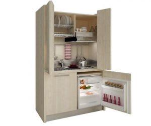 Встроенная кухня для офиса